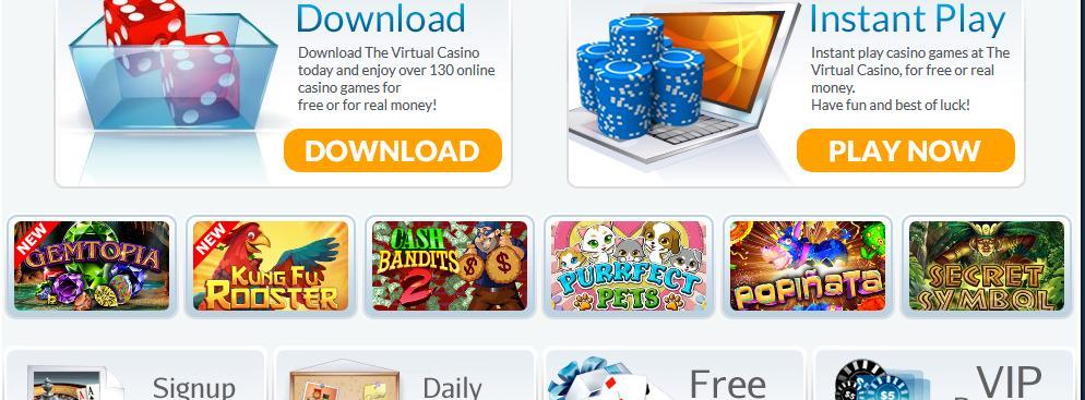 Virtual Casino Mobile